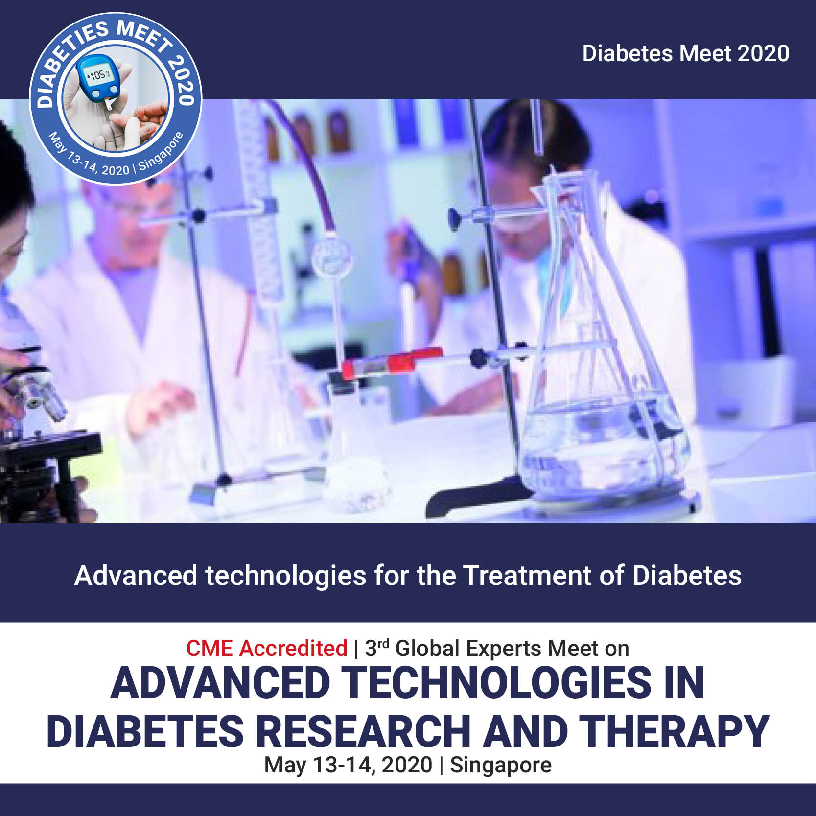 Advanced technologies for the treatment of diabetes Photo