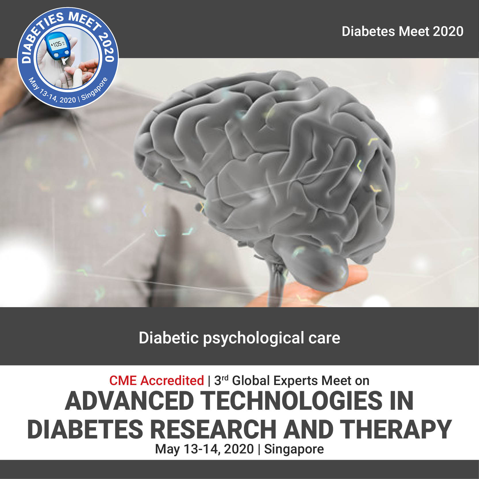 Diabetic psychological care Photo