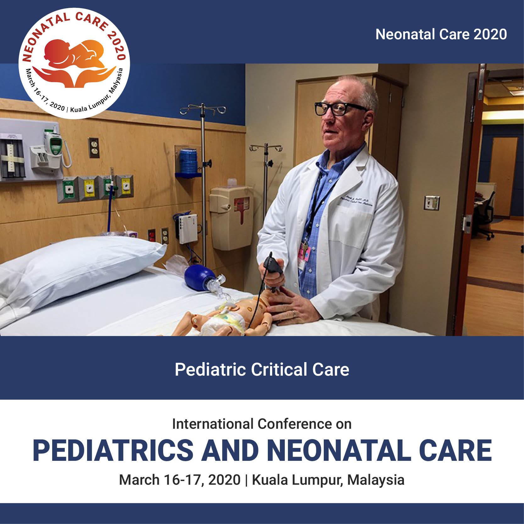 Pediatric Critical Care   Global Events   USA  Europe
