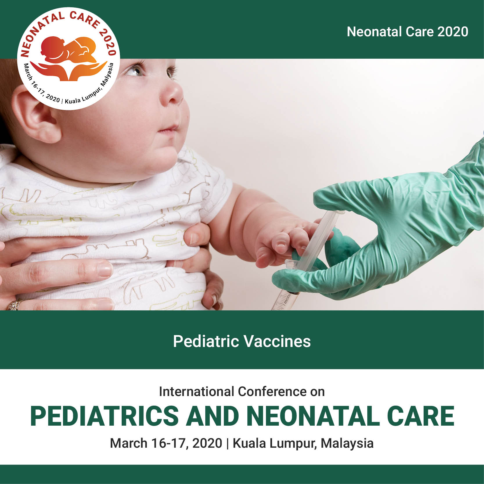 Pediatric Vaccines Photo