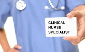 Clinical Nurse Specialist Photo