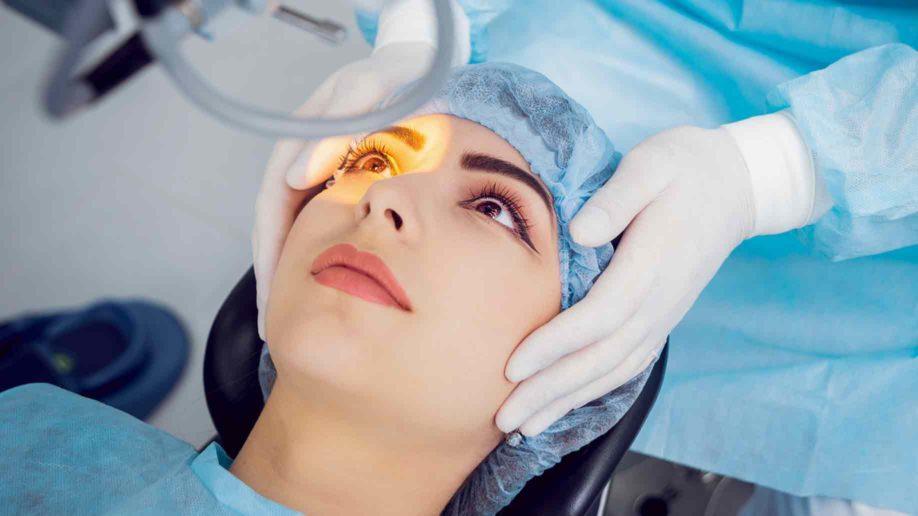 Eye Surgery Photo