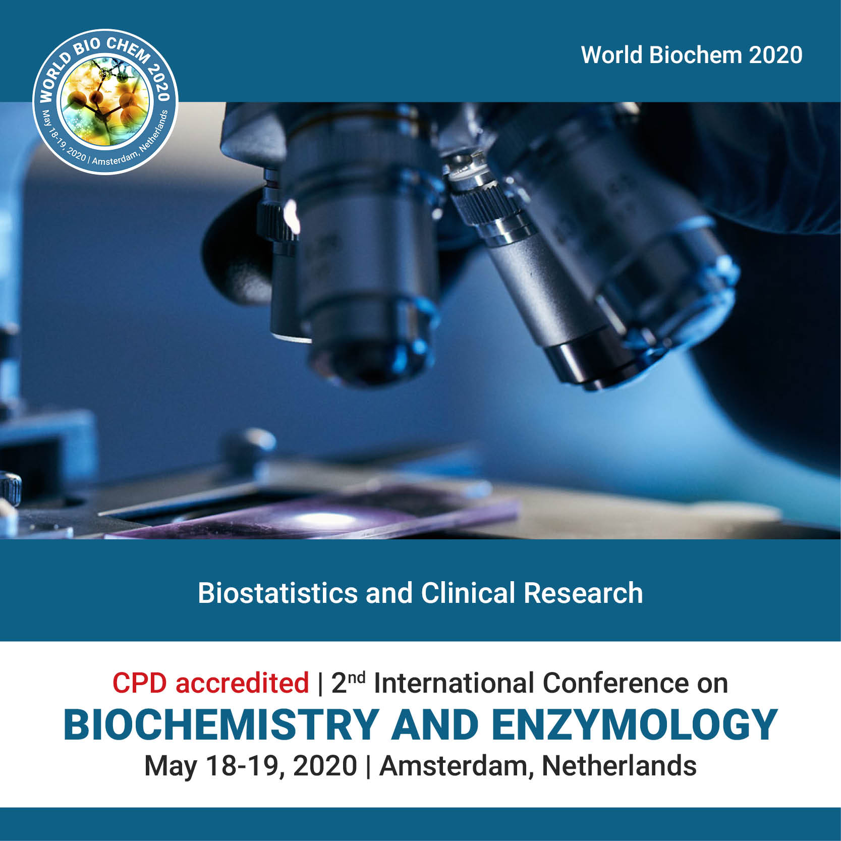 BIOSTATISTICS AND CLINICAL RESEARCH Photo