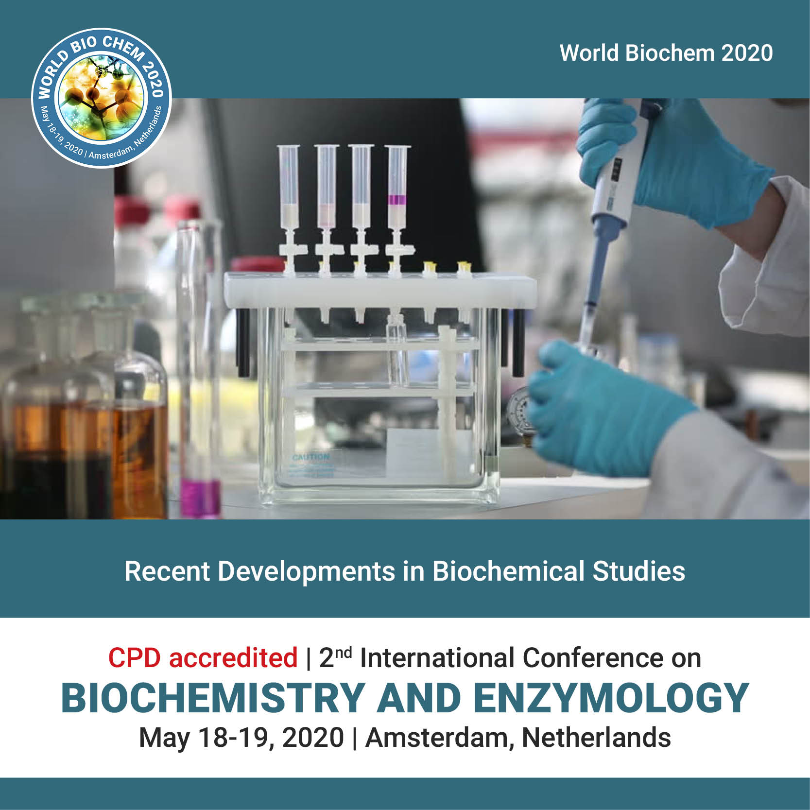 RECENT DEVELOPMENTS IN BIOCHEMICAL STUDIES Photo