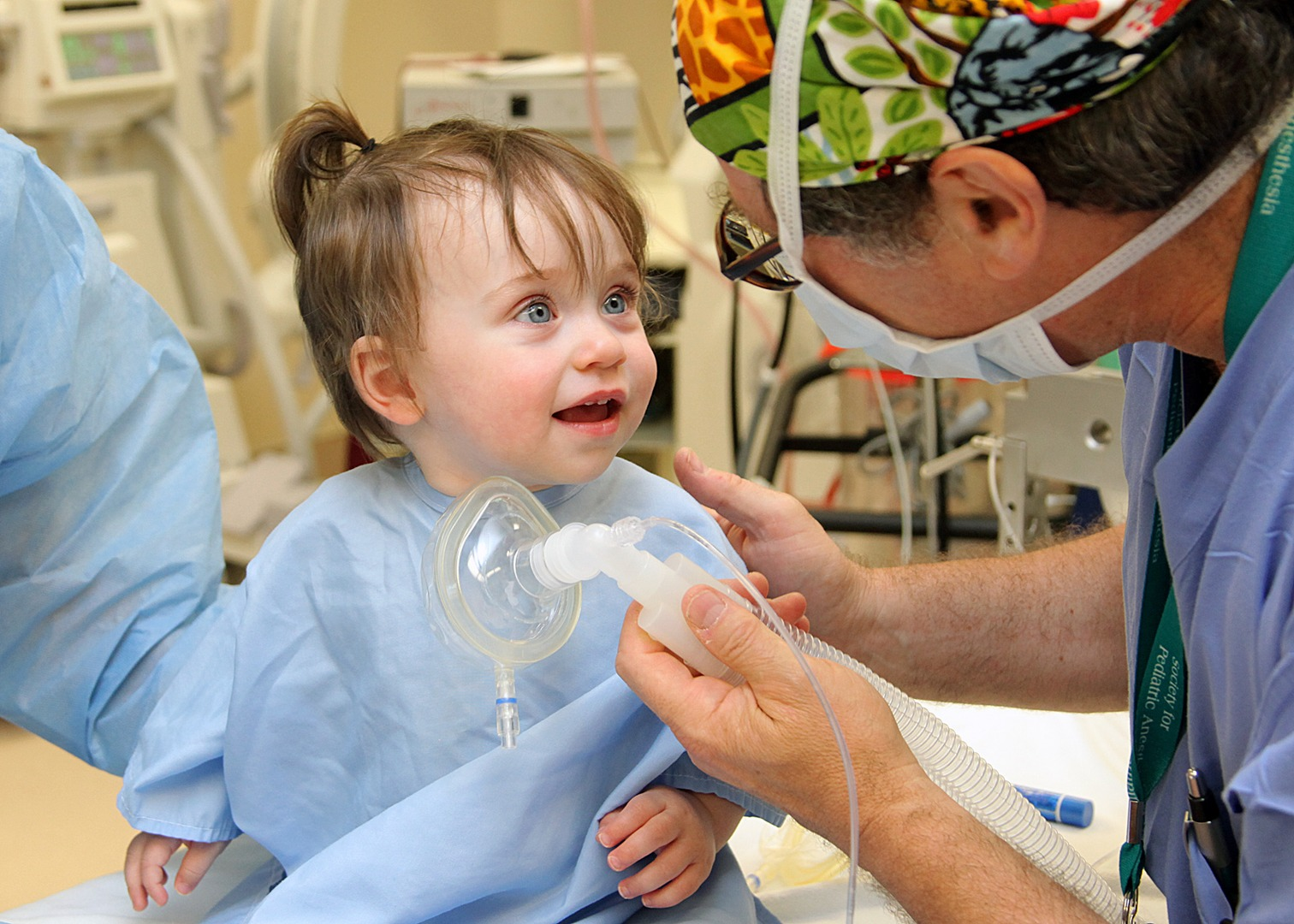 PEDIATRIC ANESTHESIOLOGY, CRITICAL AND INTENSIVE CARE