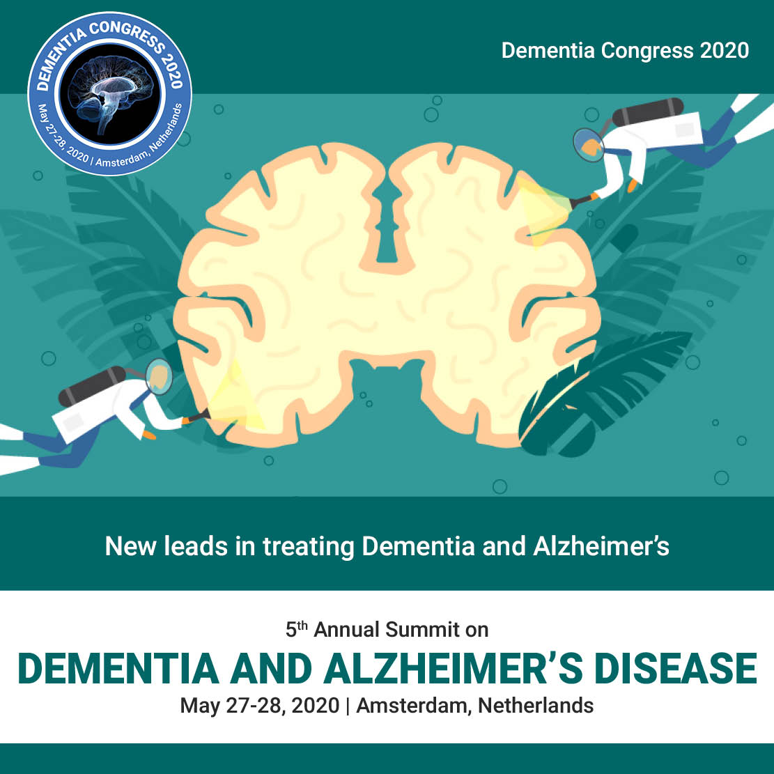 New leads in treating Dementia and Alzheimer's   Photo