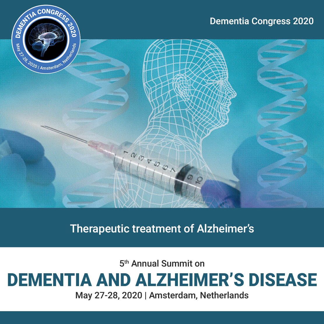 Therapeutic Treatment of Alzheimer's  Photo