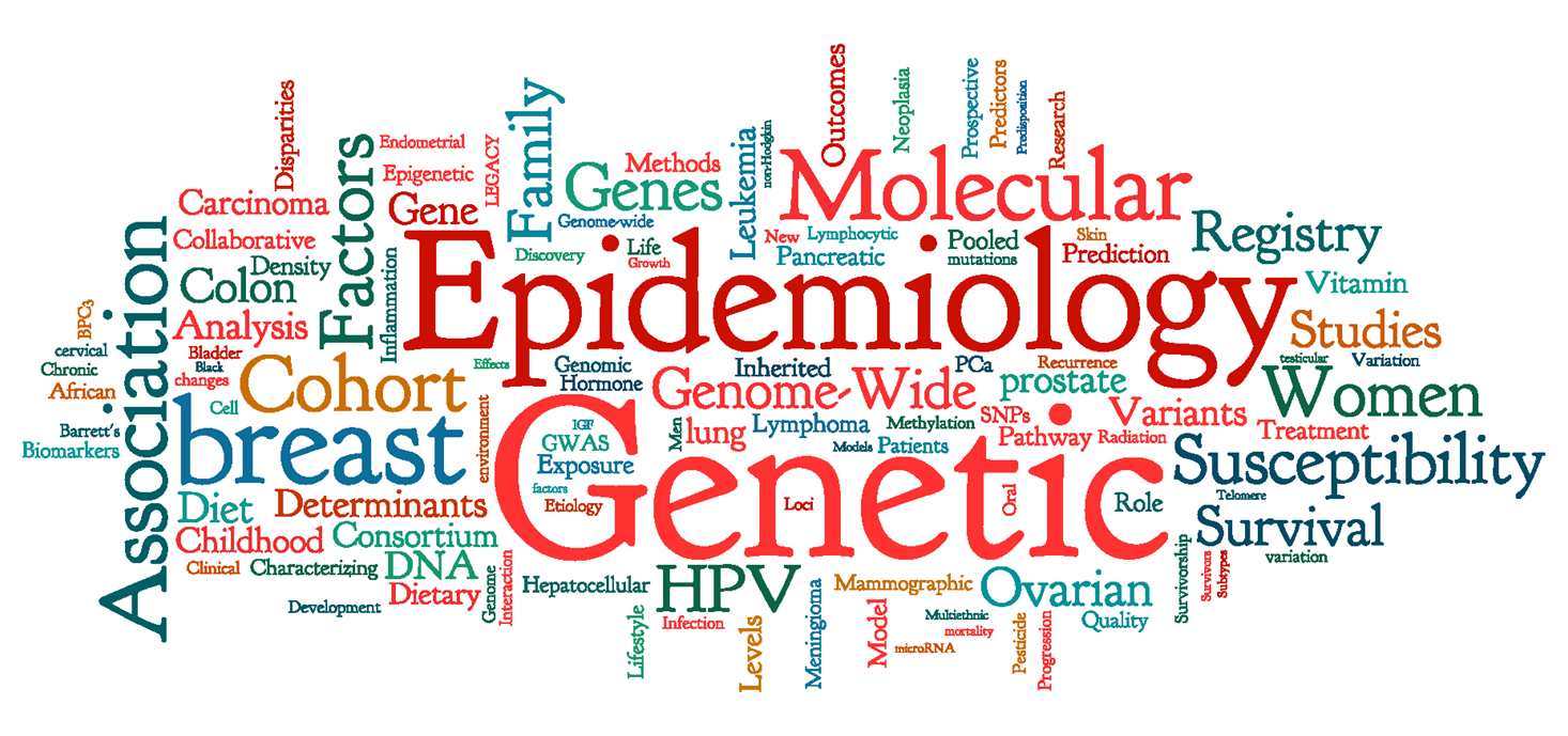 Genetics in Epidemiology Photo