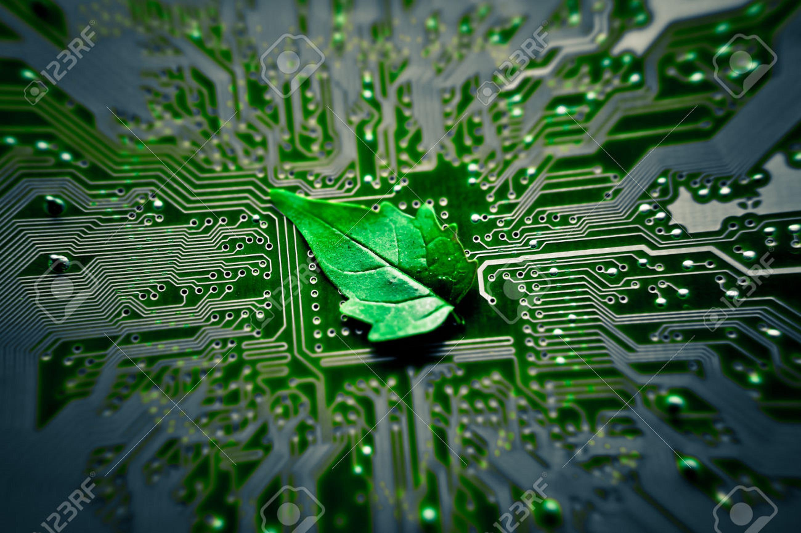 Green Computing Photo