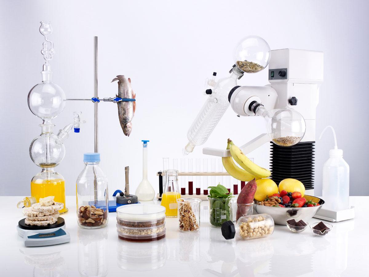 Food Science Photo