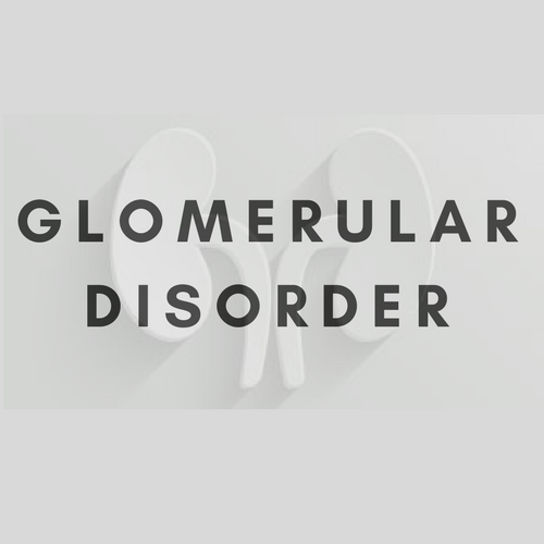 Glomerular Disorder Photo