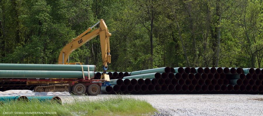 Pipelines and Transportation Photo