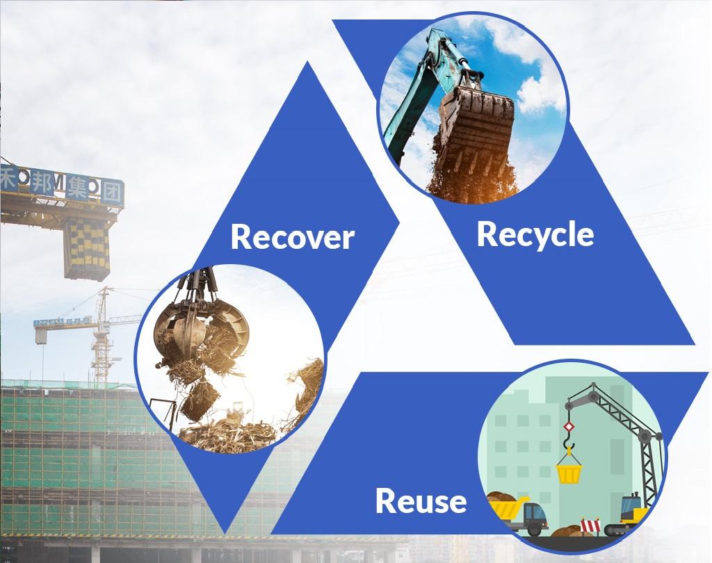 Construction Waste Management Photo