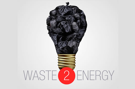 Waste to Energy Photo