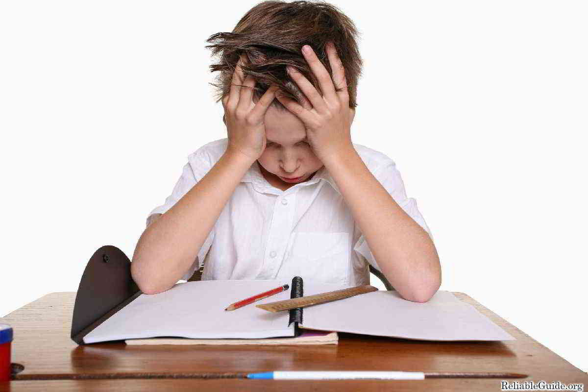 Attention Deficit Hyperactivity Disorder Photo