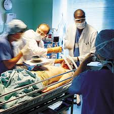 Trauma surgery and critical care Photo