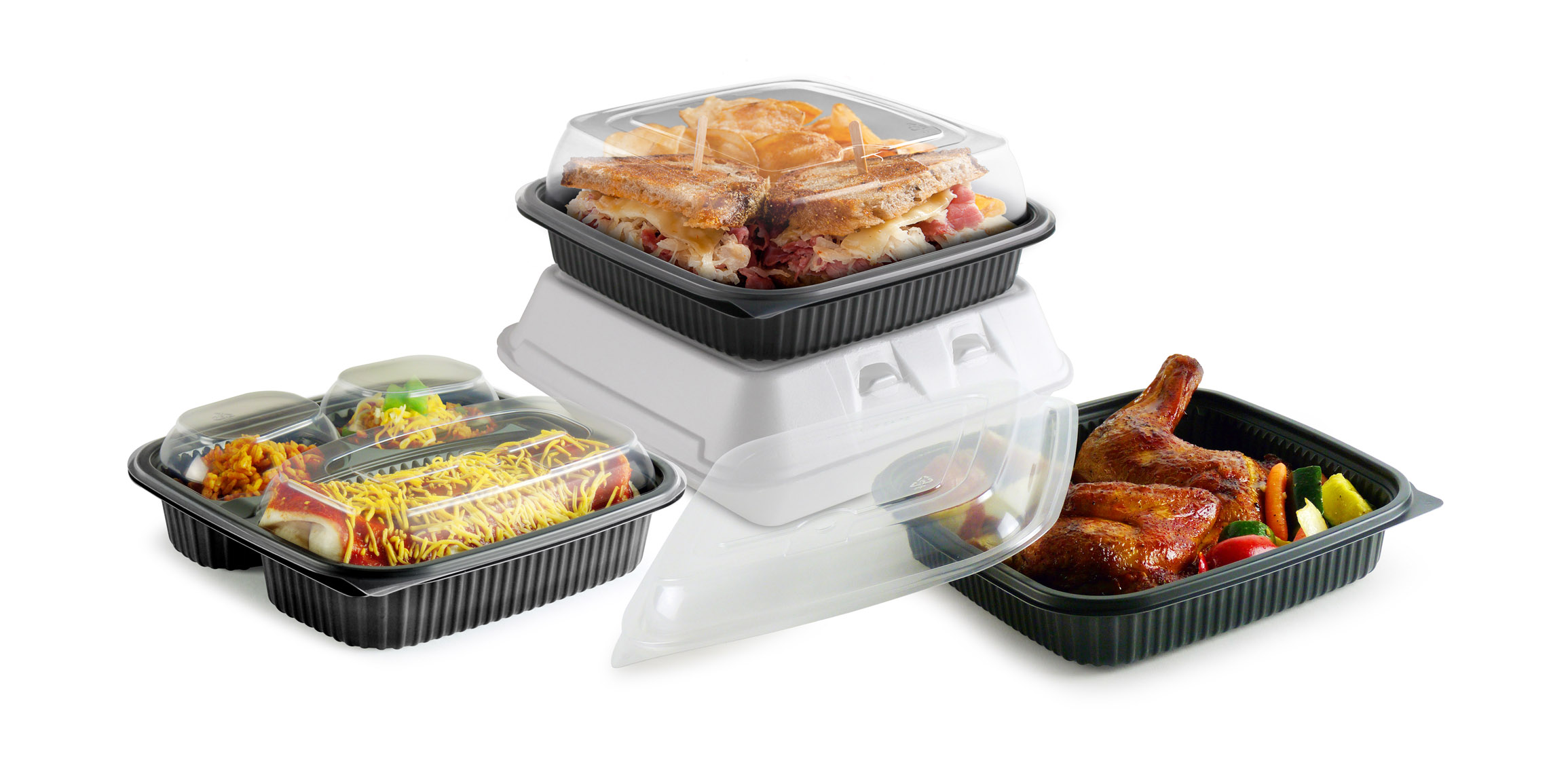Trends in Food Packing Photo