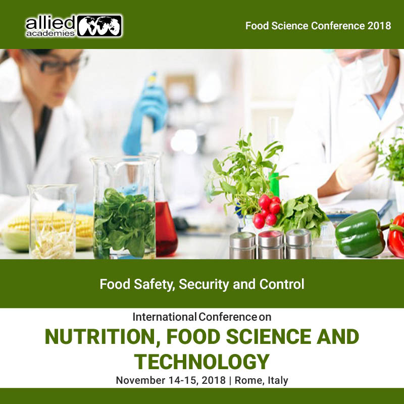 Food Safety, Security and Control | Global Events | USA| Europe