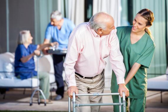 Neurology Nursing Photo
