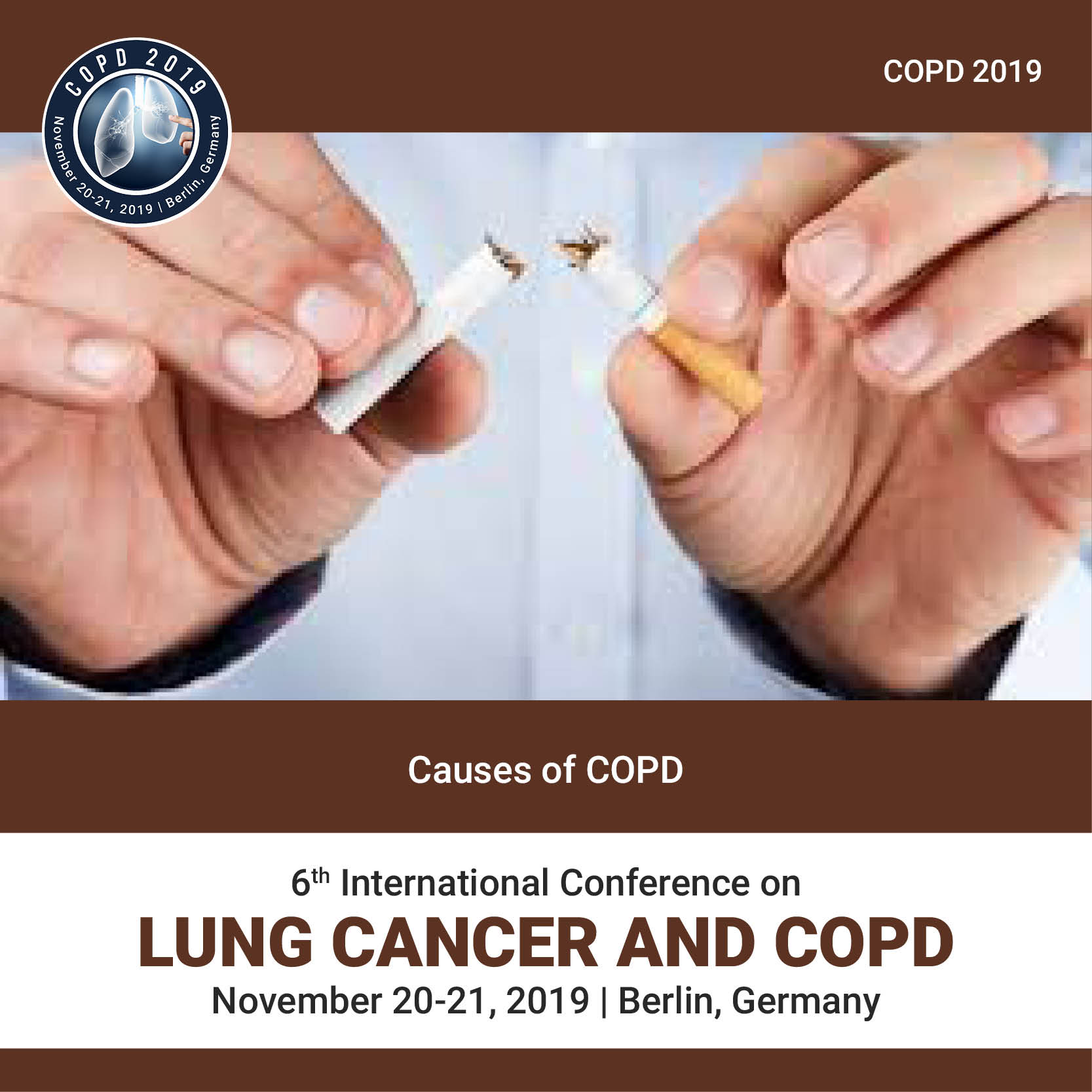 Causes of COPD Photo