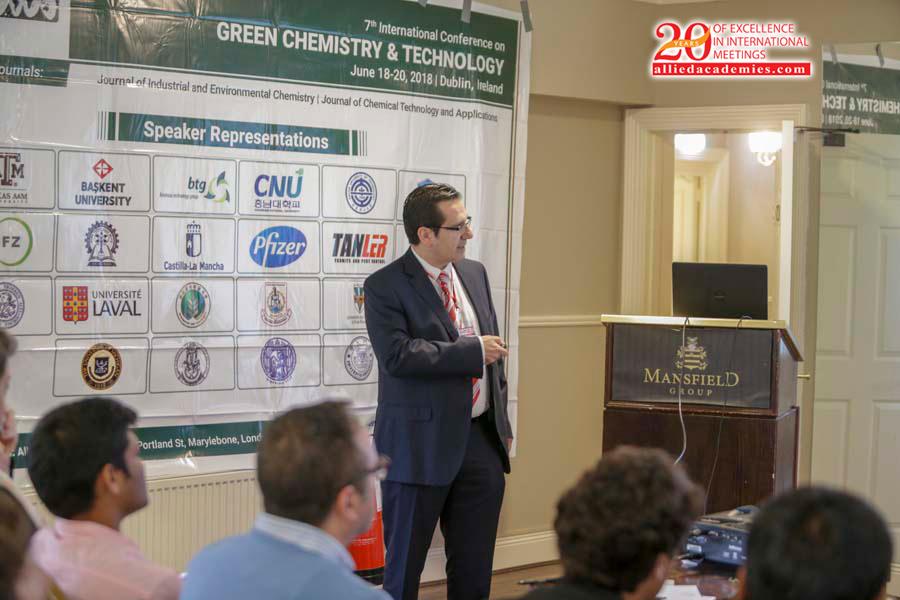 Euro Green Chemistry 2019 Photos
