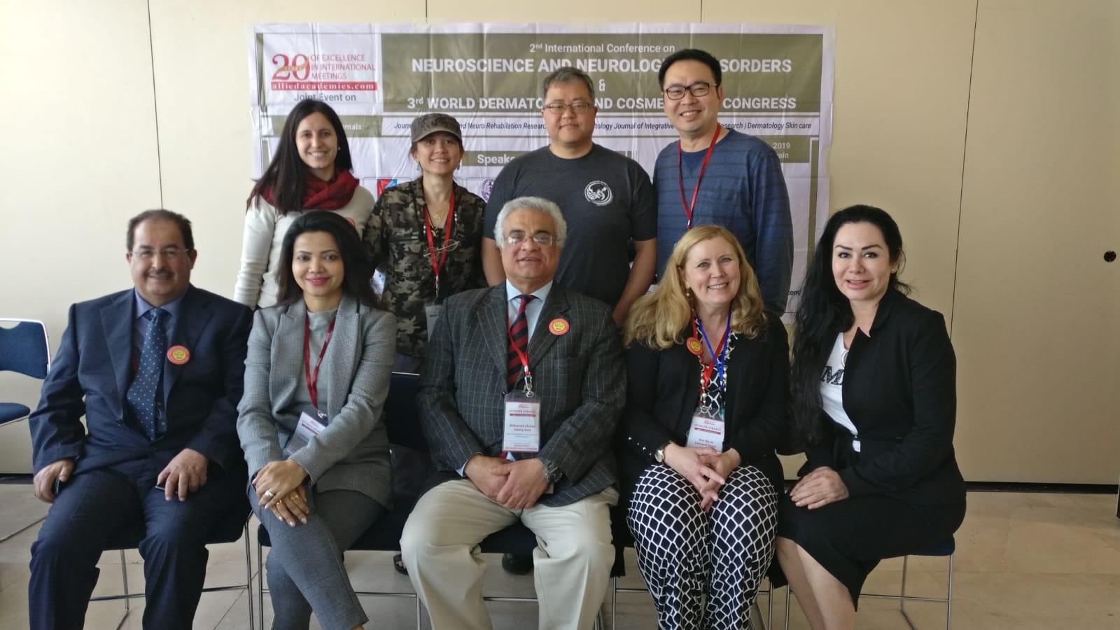Neuroscience Congress 2019 Photos