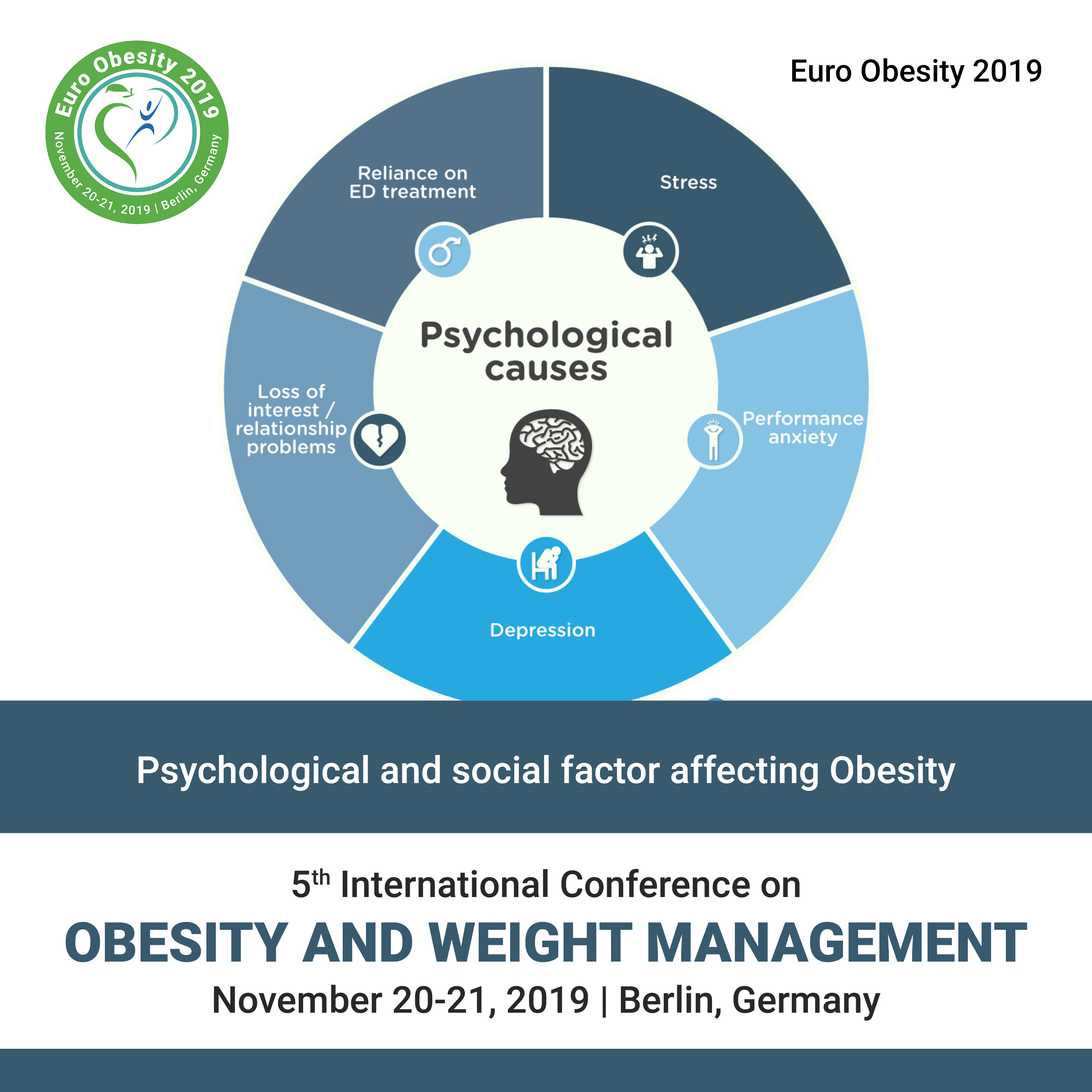 Psychological and social factor affecting Obesity Photo