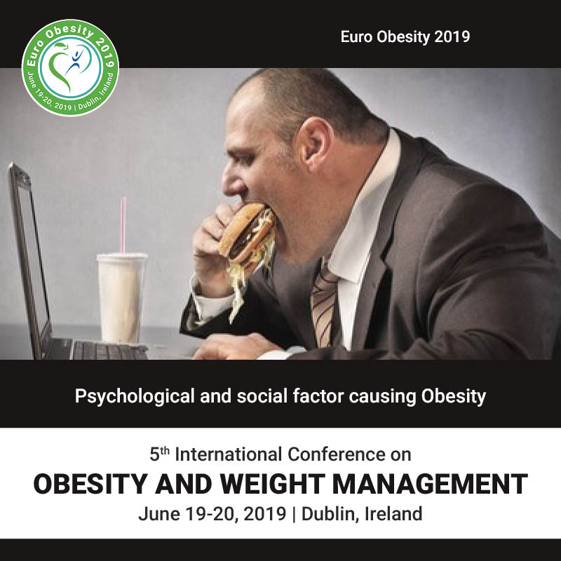 Psychological and social factor causing Obesity Photo