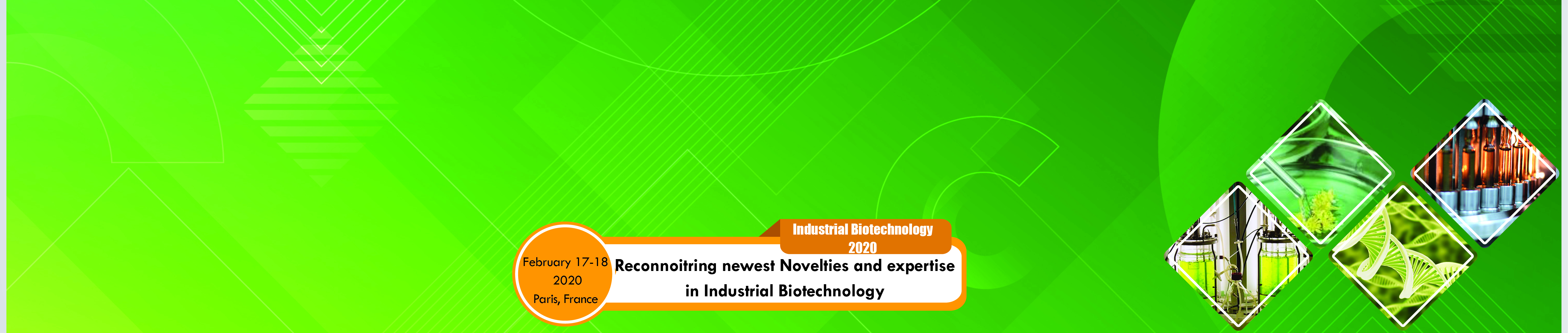 Industrial Biotechnology 2020 Banner