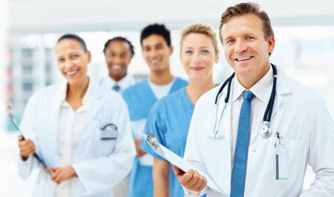 Healthcare management Photo