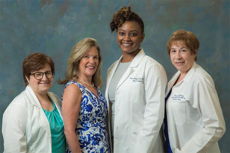 Women health's palliative care Photo