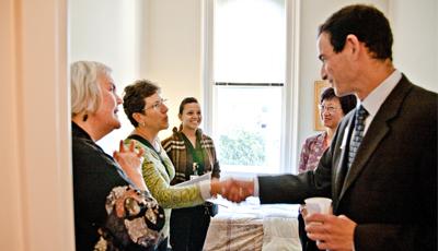 Palliative care leadership Photo
