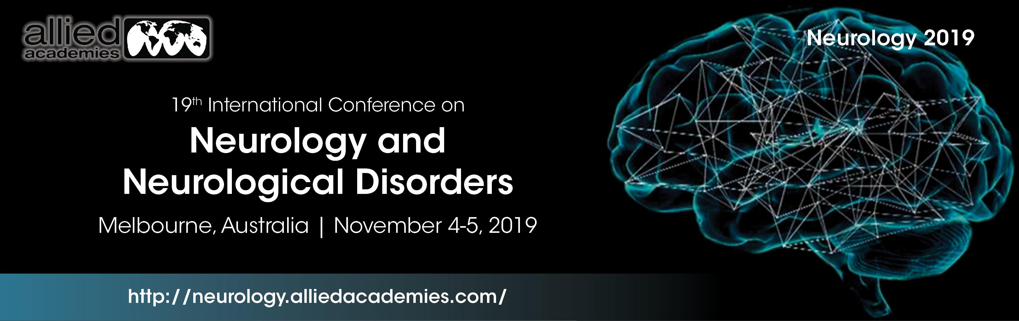 Neurology Congress | Brain Conferences | Depression Events