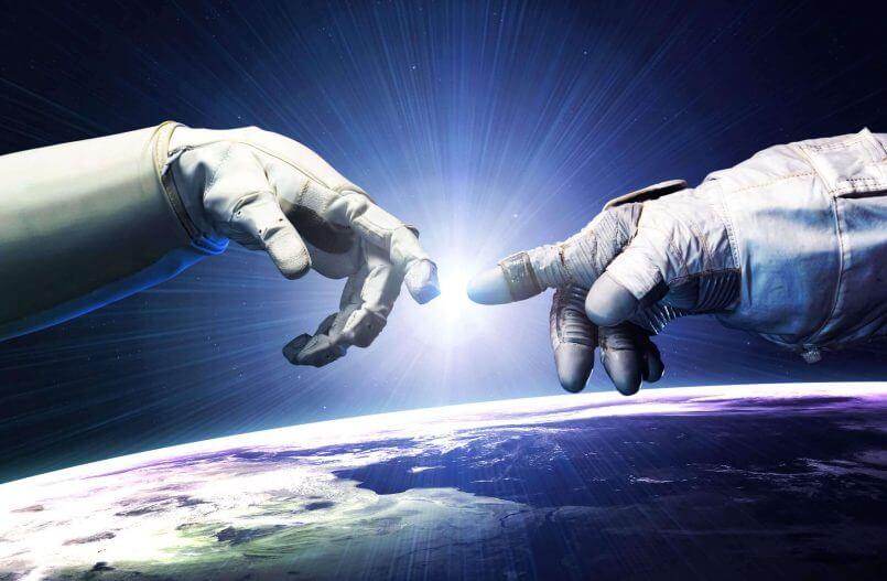 Space Nanotechnology Photo