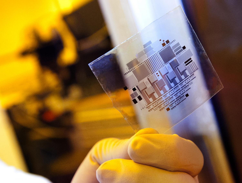 Organic and Molecular Electronics Photo