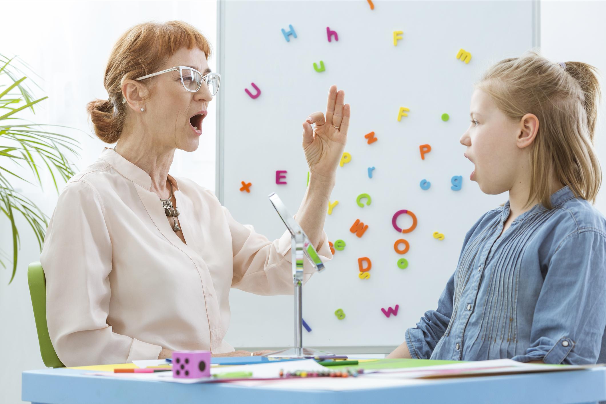 Speech  Pathology Photo