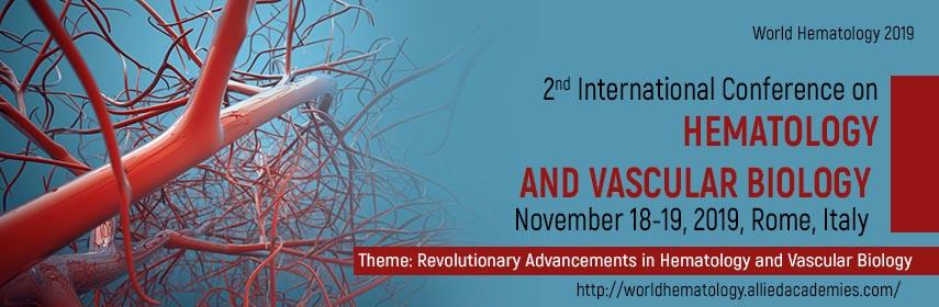 Hematology   Vascular Biology   Conferences   Congress