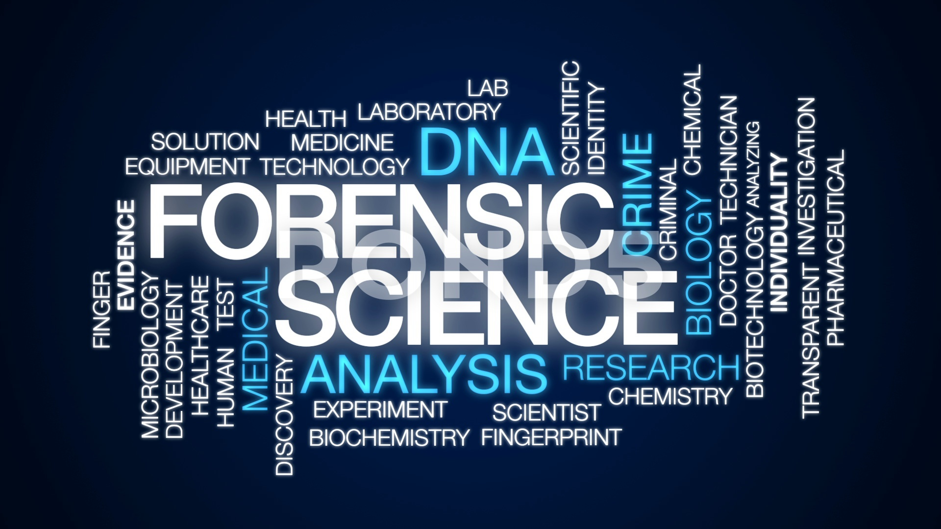 Cytotechnology and Forensic Chemistry Photo