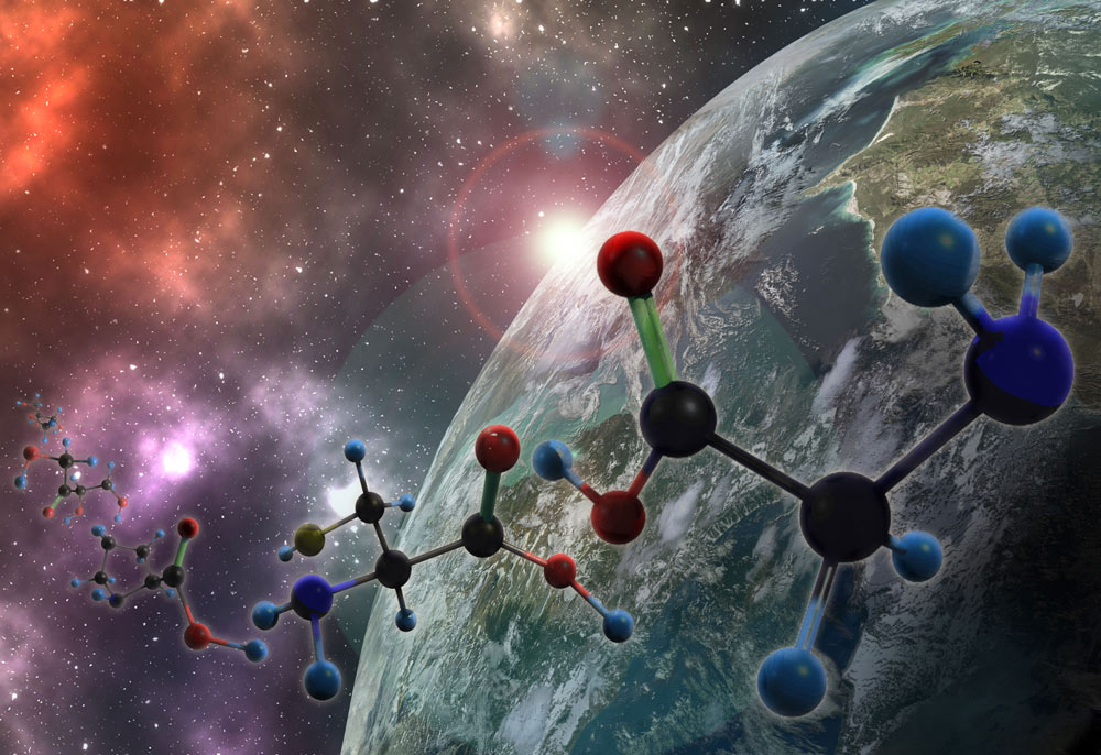 Astrochemistry  Photo