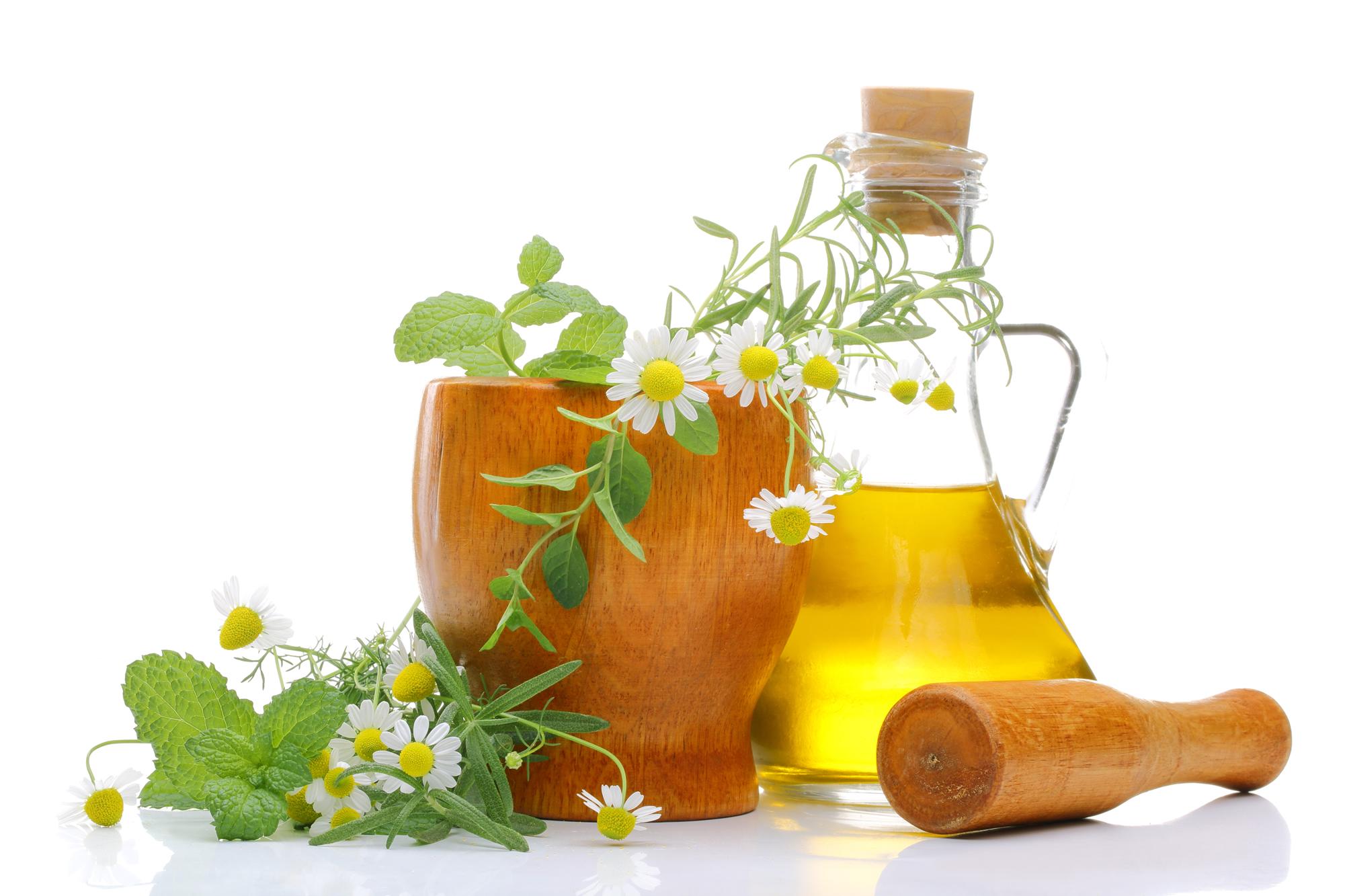 Traditional Medicine Photo