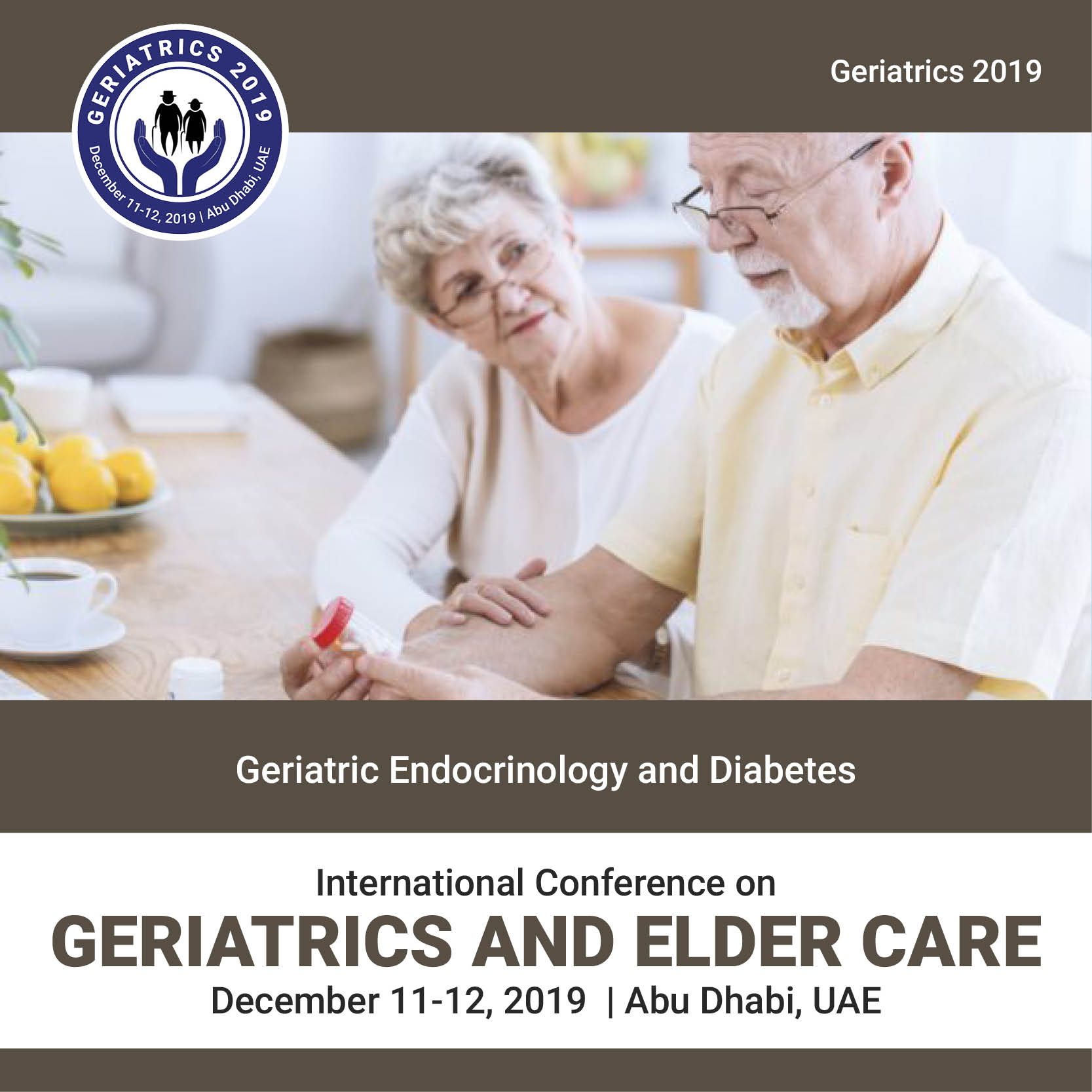 Geriatric Rehabilitation   Global Events   USA  Europe   Middle East