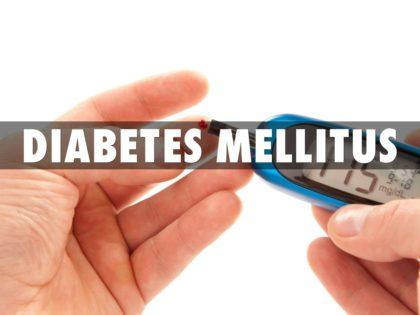 Diabetes Mellitus Photo