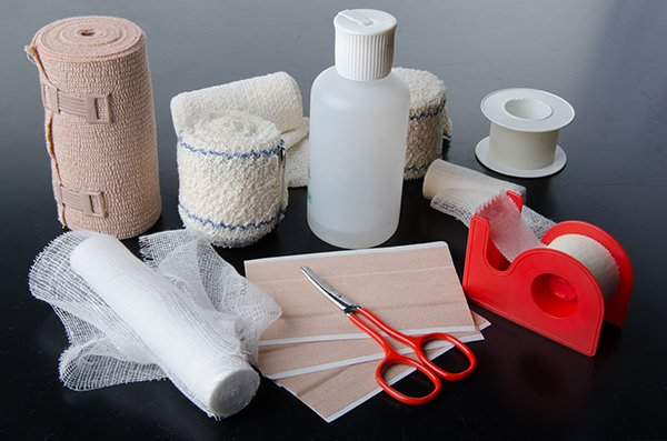 Wound Care Products Photo
