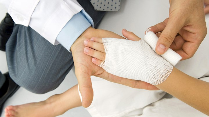 Wound Care & Lymphedema Photo