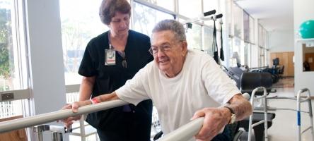 Spinal Cord Injury Rehabilitation  Photo
