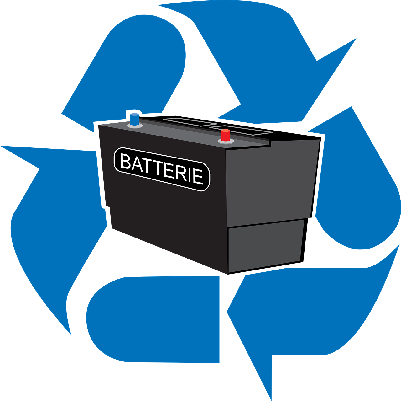 Battery Recycling Photo