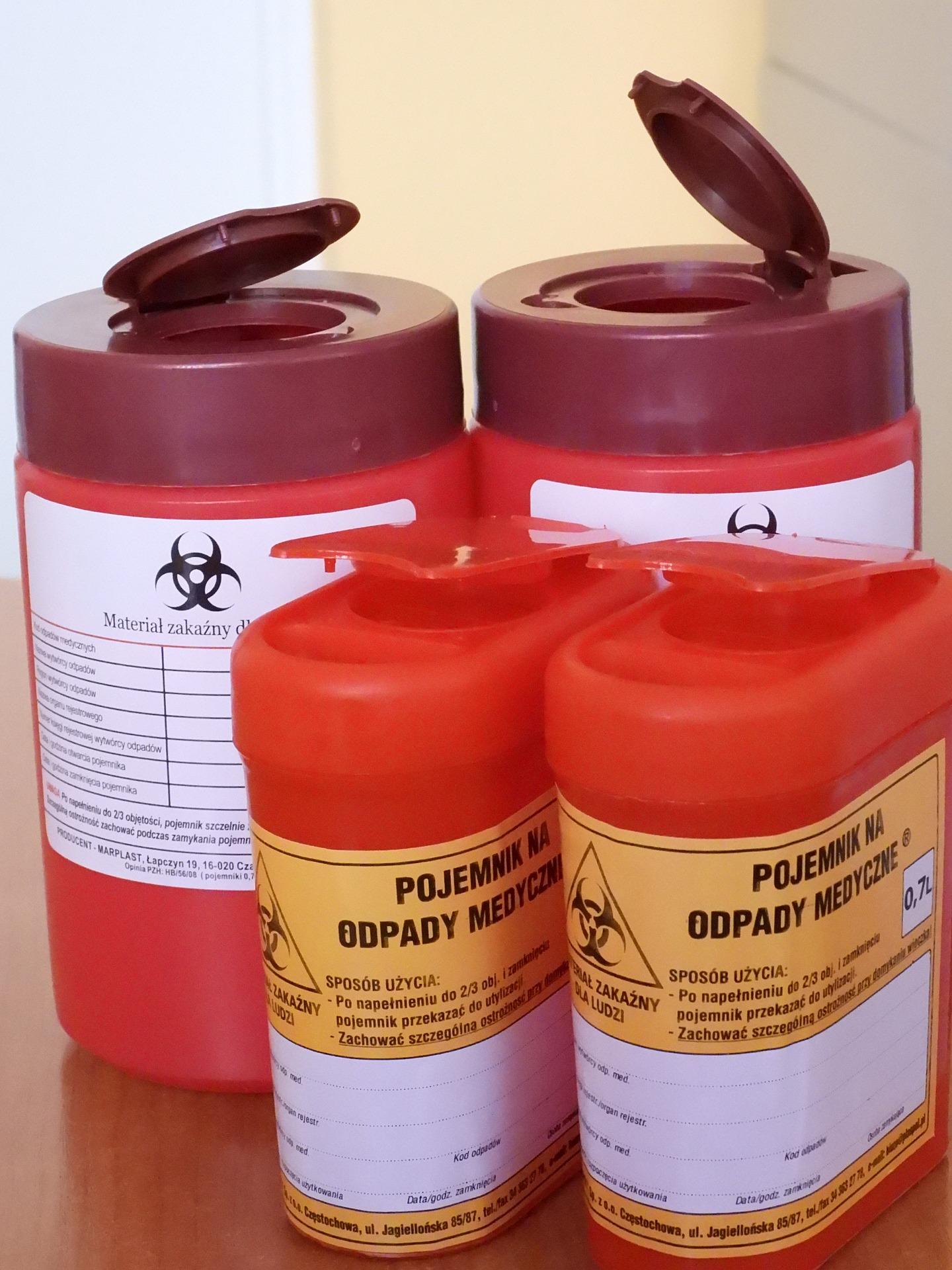 Hospital Waste Management Photo