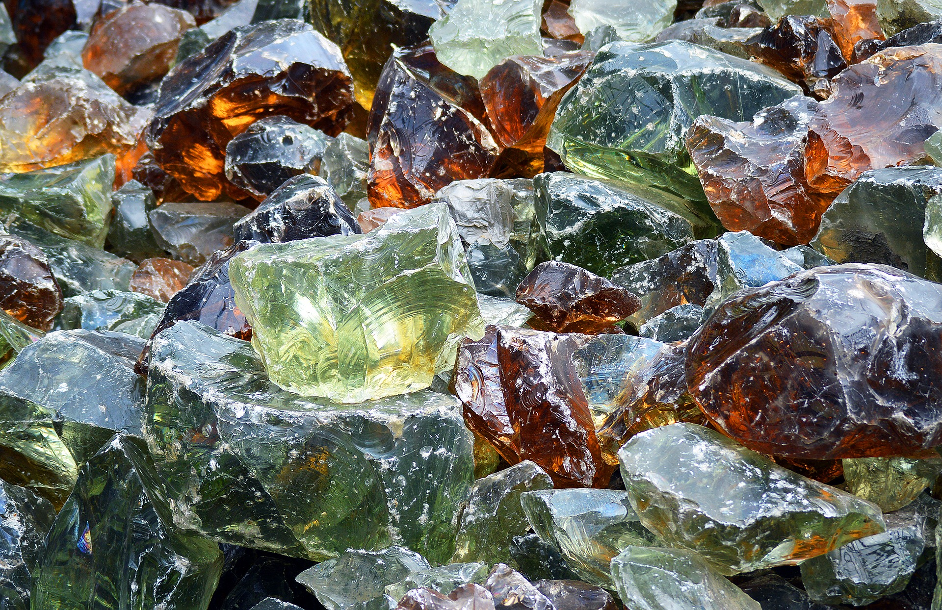 Glass Recycling Photo