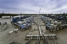 Hydraulic Fracturing, Seismic imaging, Micro drilling Photo
