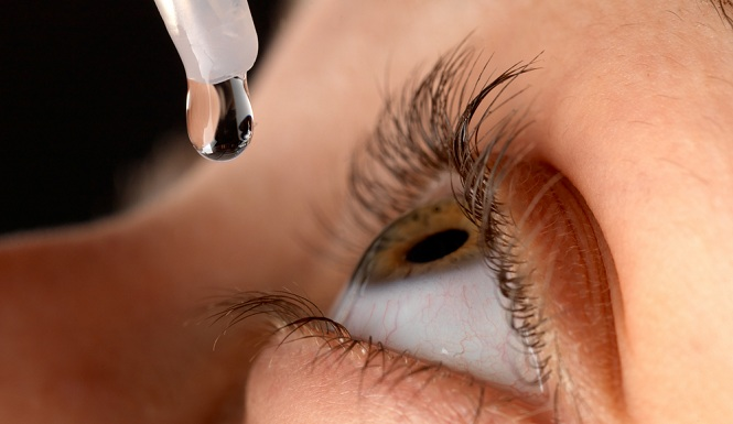 Ophthalmic Drug Delivery Photo